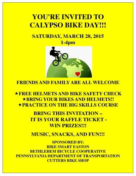 BikeSmartEaston2015BikeDayInviteFlyer-Calypso